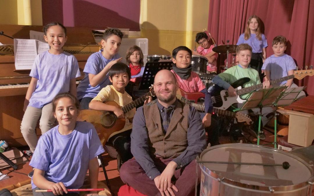Musical Success for Muzingo and Barrow Hill Junior School